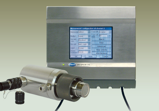 Orbisphere 510 Thermal Conductivity Carbon Dioxide Analyzer